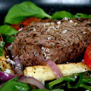Steak de vliegenier
